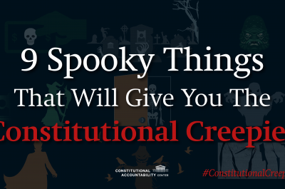 Banner Image: 9 Spooky Things That Will Give You The Constitutional Creepies